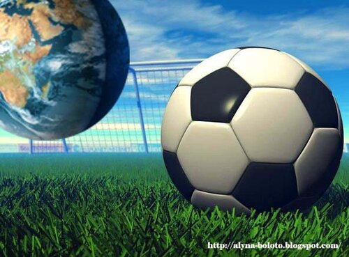 Законы Кеплера для футбола