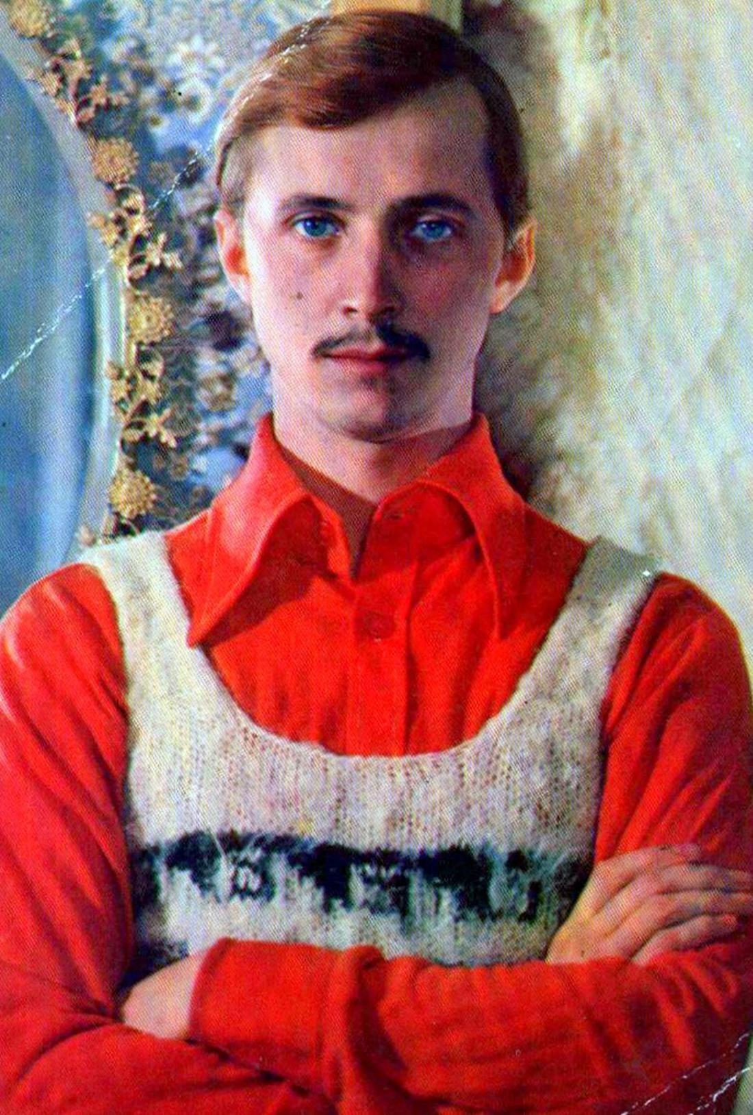 Николай Бурляев, Актёры Советского кино, коллекция открыток