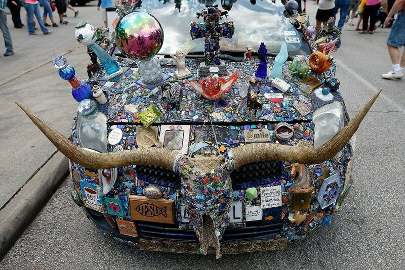 26th Annual Houston Art Car Parade