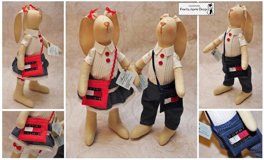 пара зайцев