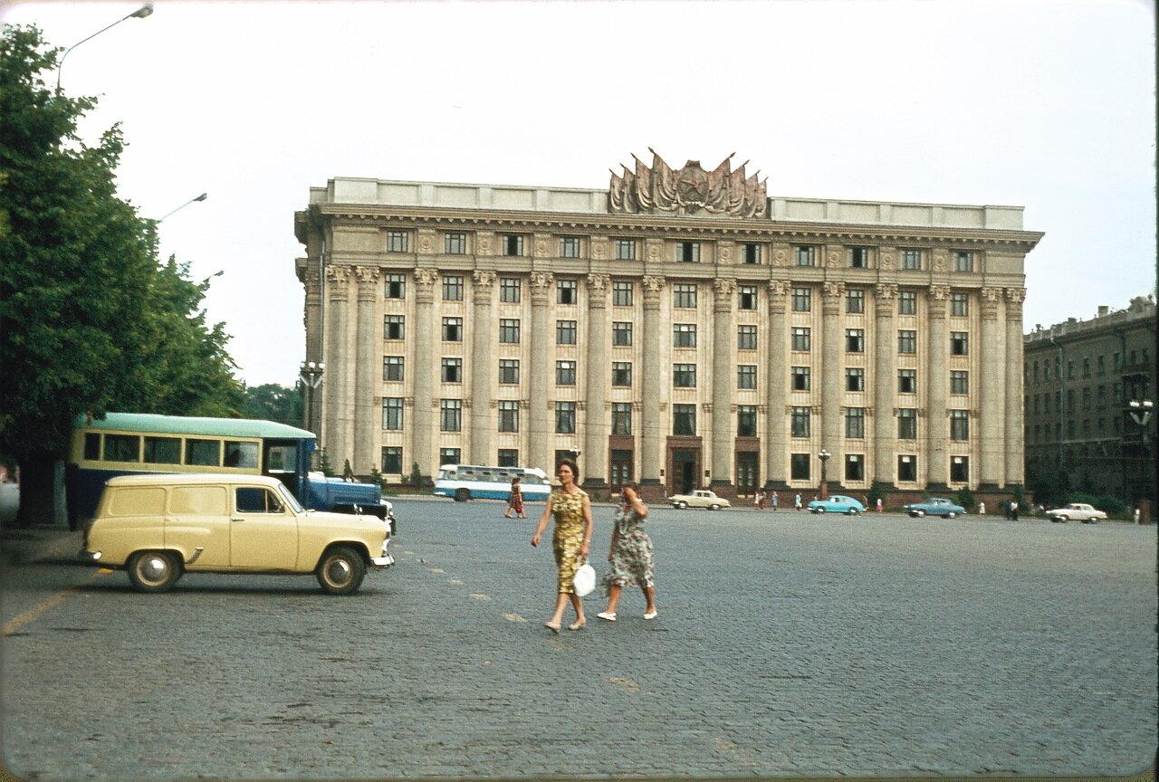 Харьков, площадь Дзержинского