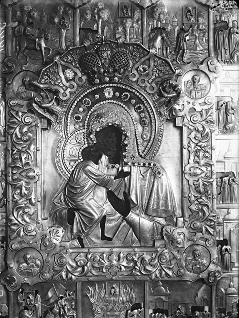 Федоровская икона. 1894 г. г. Городец, Нижегородская губерния.