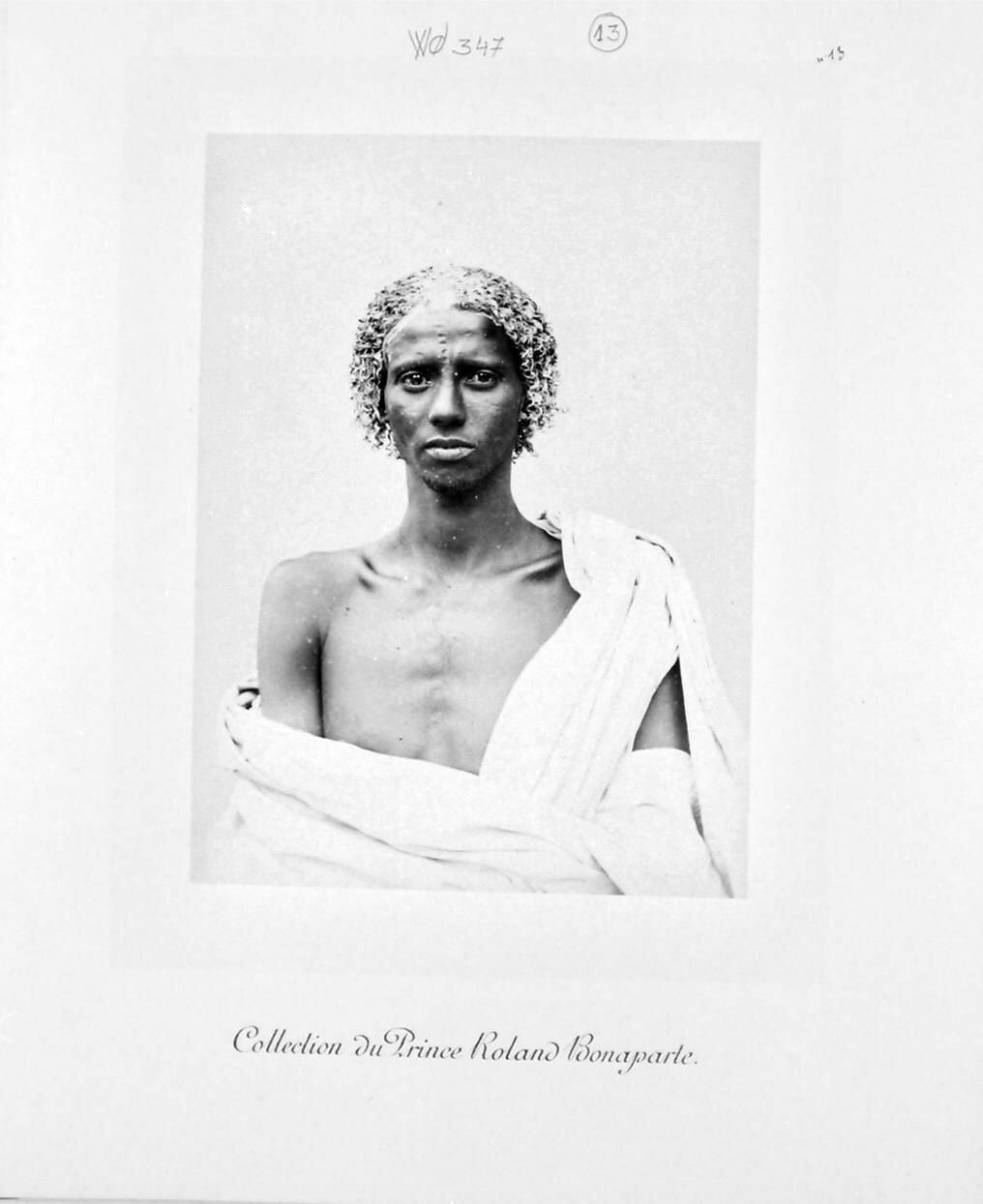 Ахмед Амар, племя Хабар-аваль, 25 лет