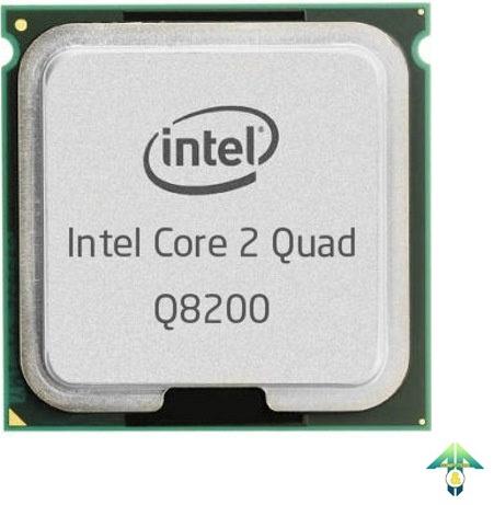 S-775 Core 2 Quad Q8200