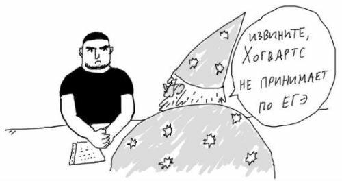 ЕГЭ, Дагестан, Хогвартс
