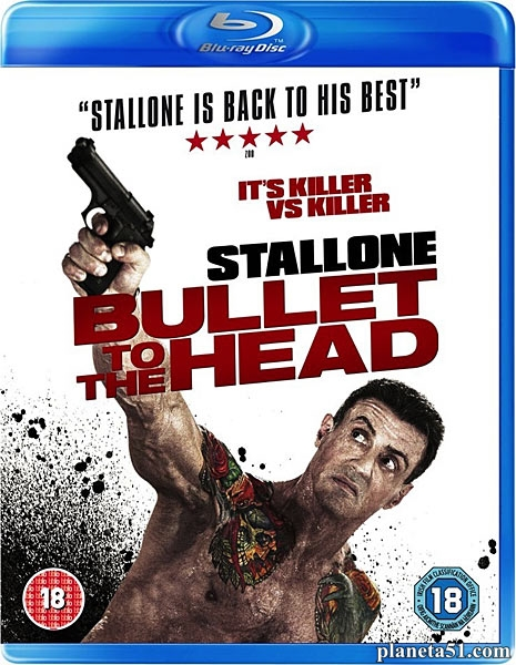 Неудержимый / Bullet to the Head (2012/HDRip/BDRip)