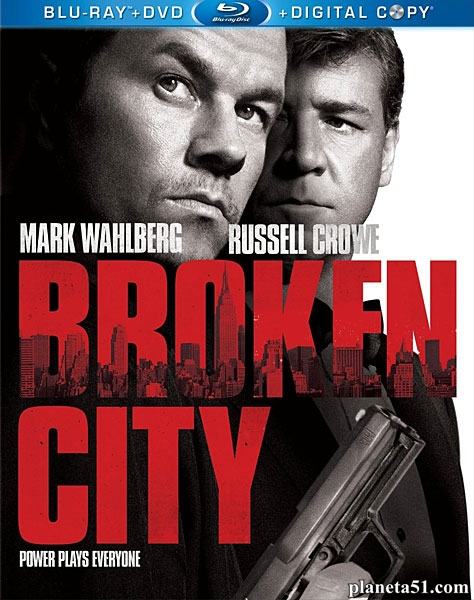Город порока / Broken City (2013/HDRip)