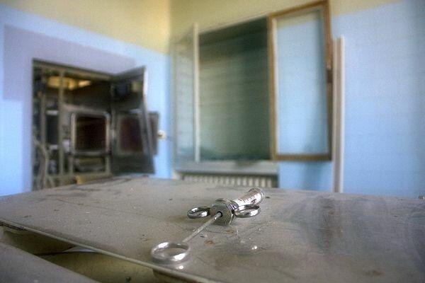 Заброшенная больница Хорватии