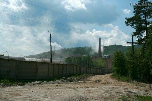 Завод вВишнёвогорске