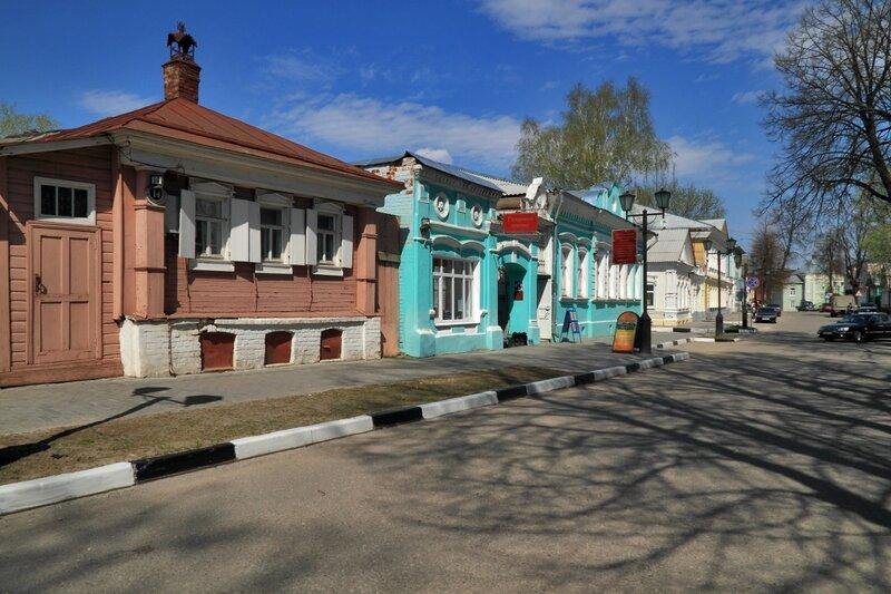 Городец, улица Ленина