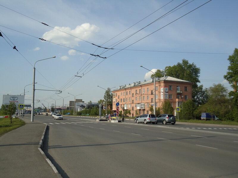 Новокузнецк - Улица ДОЗ