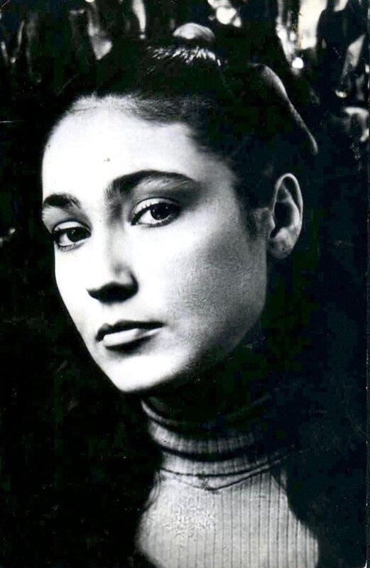 Ольга Матешко, Актёры Советского кино, коллекция открыток