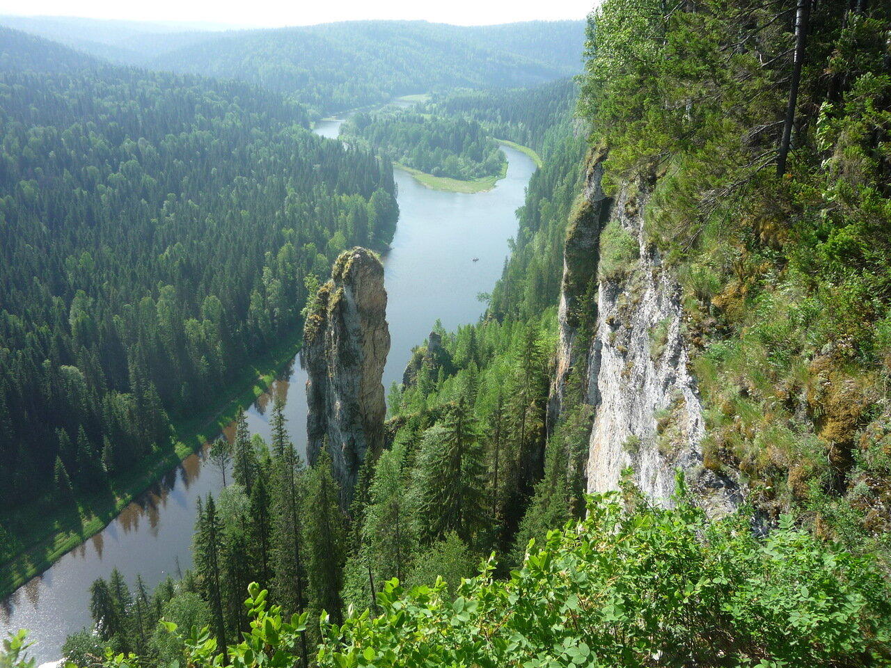 река чусовая пермский край фото