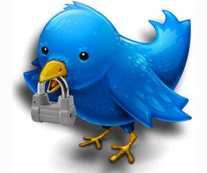 Блокировка в твиттере