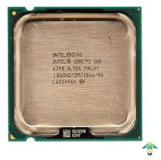 S-775 Core 2 Duo E6300