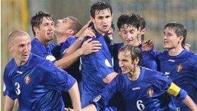 Футбол: матч Молдова — Польша завершен вничью