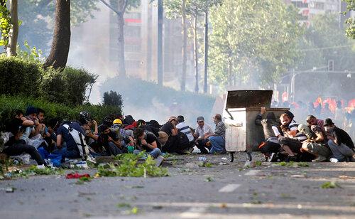 Стамбульские протесты — «Платформа солидарности Таксим»