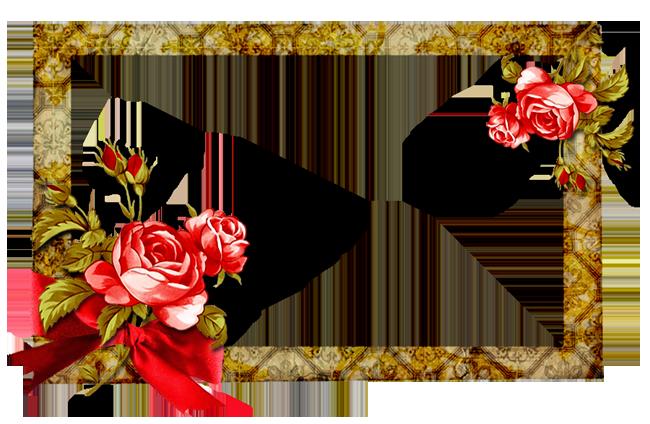 【免抠PNG素材篇】各种漂亮的装饰框素材 第12辑 - 浪漫人生 - .