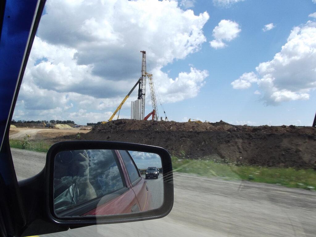 М4 ДОН 907 км 877 км Тарасовский Глубокий реконструкция автодор дорожники