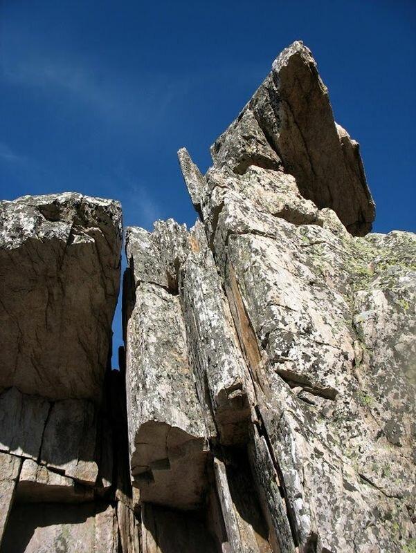 Скальные останцы (10.06.2013)