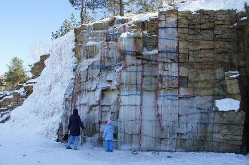 Дорожки для альпинизма различной сложности