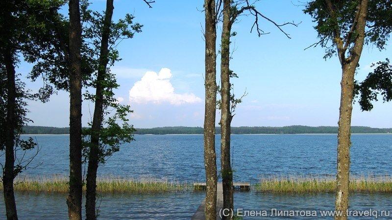 Озеро Алаушас