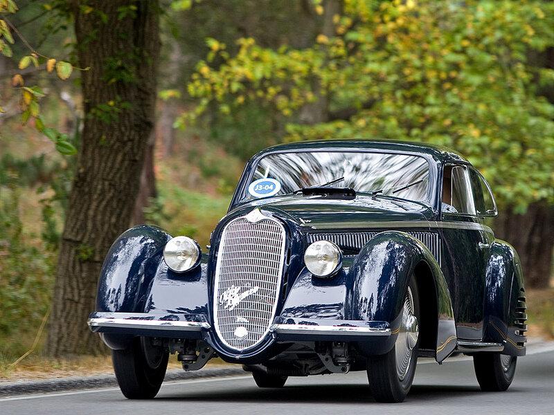Alfa-Romeo-8C-2900B-Corto-Touring-Berlinetta-1937 - 1938-1