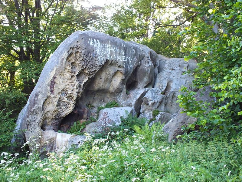 Сокальский хребет