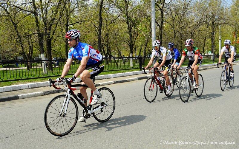 Вело-мотопробег, Саратов, 04 мая 2013 года