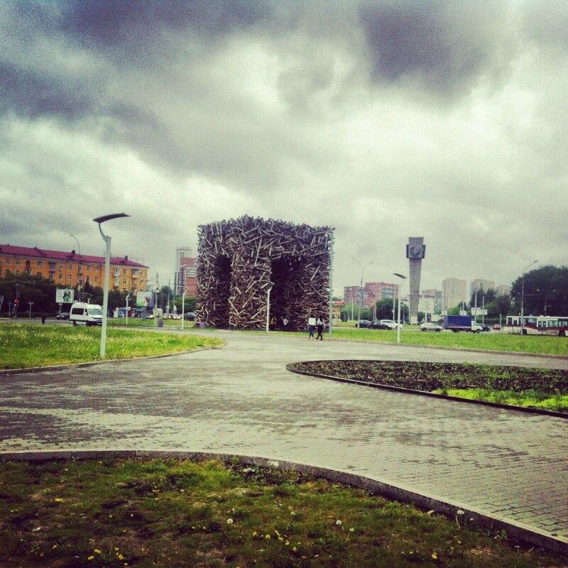 Окресности Триумфальной арки и окресности