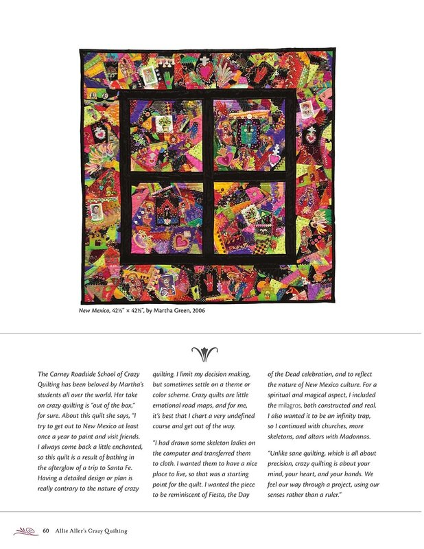 the case of the mexican crazy quilt