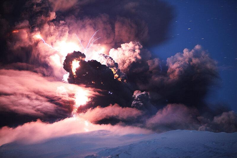 news iceland volcano 190410