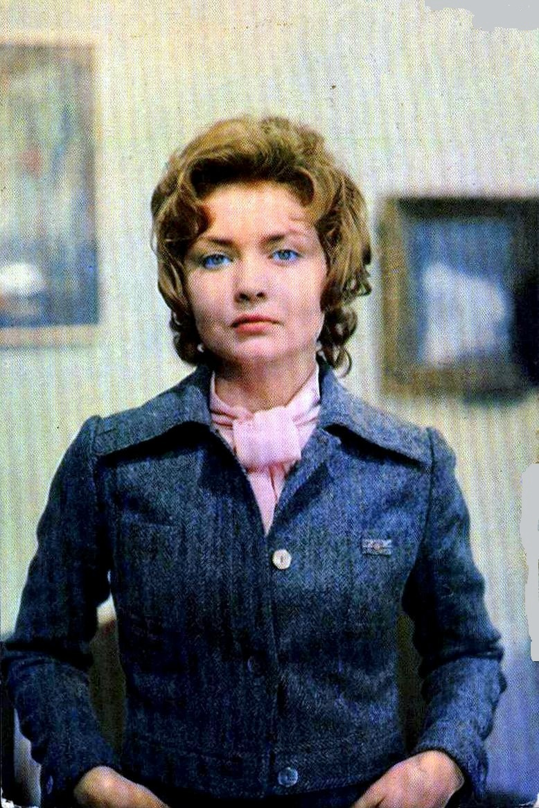 Жанна Болотова, Актёры Советского кино, коллекция открыток