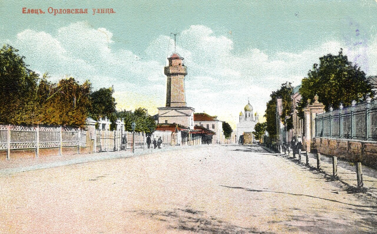 Орловская улица