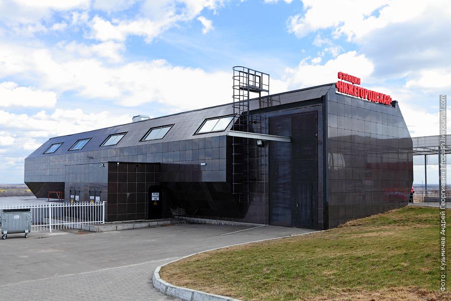 Станция «Нижегородская»