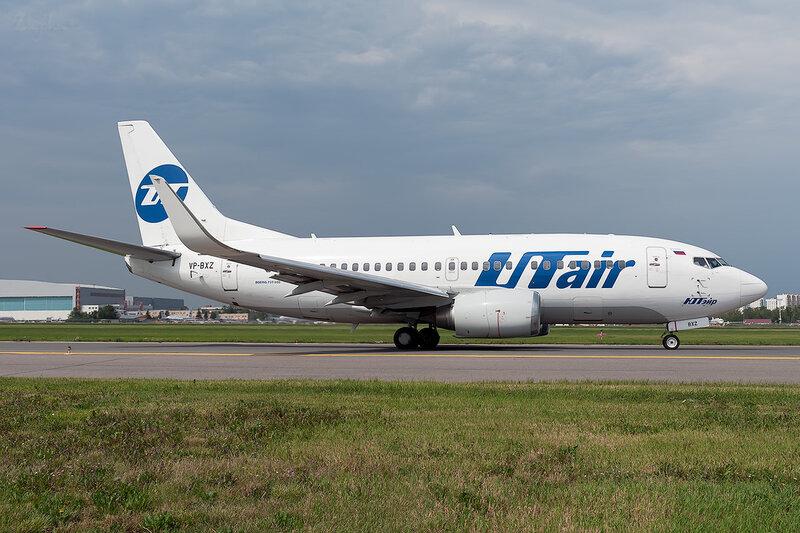 Boeing 737-524 (VP-BXZ) ЮТэйр DSC_1635