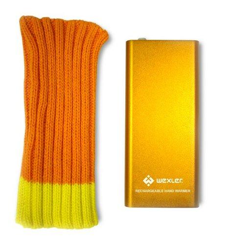 Электрическая грелка Wexler (в оранжевом цвете)