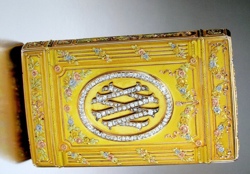 ювелирные изделия в стиле фаберже