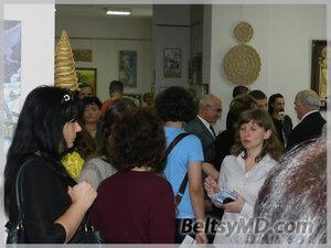 Выставка «По следам Шагала в Израиле» — в Бельцах