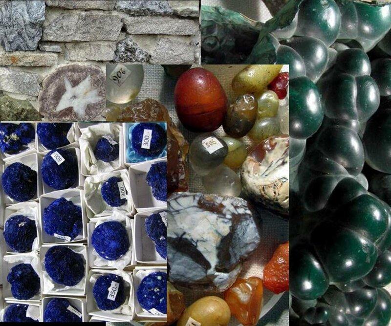 лёгкостью использую натуральные камни в природе фото и названия этом
