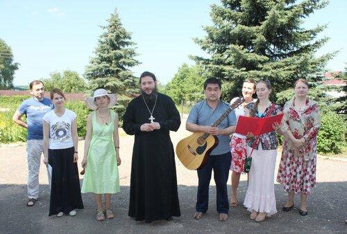 Отчет о поездке в ПСУ «Грибцово» и помощь многодетной семье