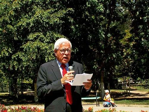 Посол Индии в Казахстане Ашок Саджанхар