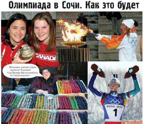 Продай почку, попади на Олимпиаду в Сочи