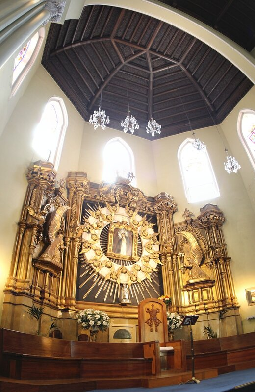 Мадрид. Церковь Паломы (Iglesia de la Paloma)