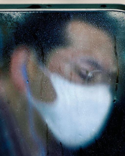 Фотограф Michaelb50 Wolf / Михаэль Вольф. О человеке в большом городе. ч.2. Tokyo Compression.