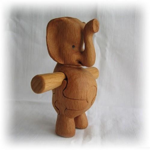 3D-пазлы из дерева