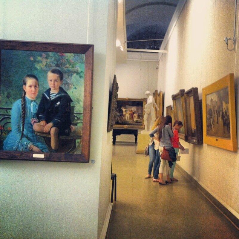 Пермская областная картинная галерея