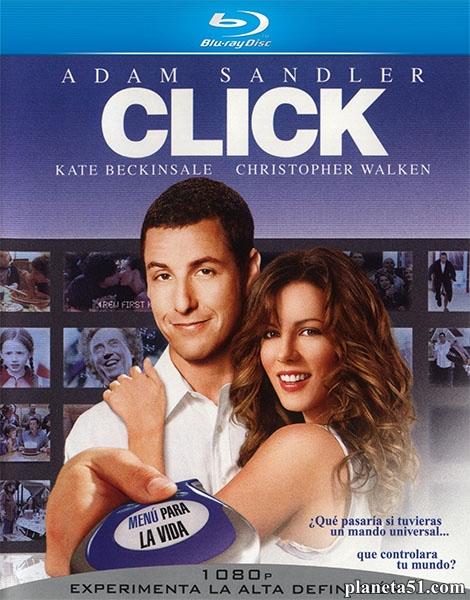 Клик: С пультом по жизни / Click (2006/HDRip) + 1080p