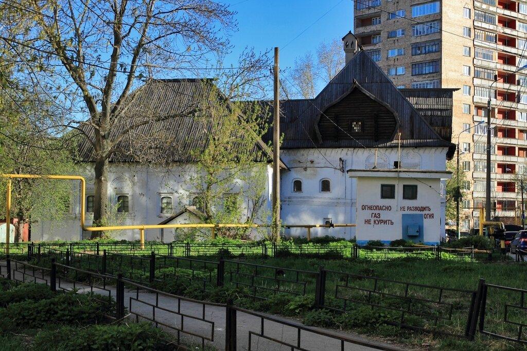 Дом бургомистра Пушникова