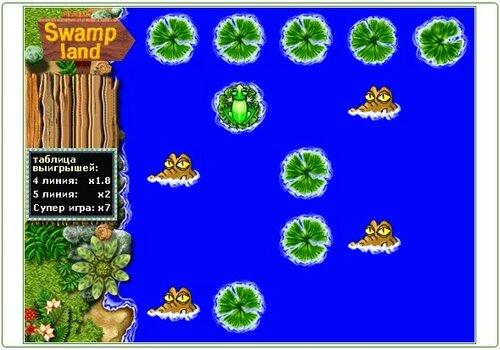 игра Swamp Land